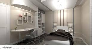 coin bureau dans salle à manger niches et rangements comment optimiser ses murs par agnès vermod