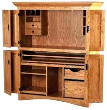 espresso computer armoire computer armoire desk awesome computer with pull out desk computer