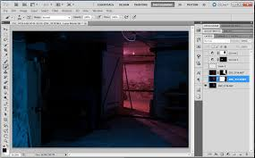 the making of a scary basement photos u2013 part 2 editing owen