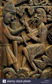 norse wood carving stock photos u0026 norse wood carving stock images