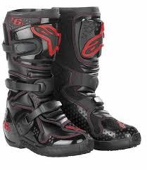 alpine star motocross boots 134 18 alpinestars tech 6s junior boots 8981