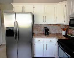 Refinishing Formica Kitchen Cabinets White Paint Formica Cabinets Before And After U2014 Kitchen U0026 Bath