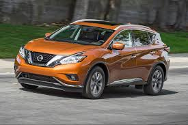 nissan awd sedan 2015 nissan murano sl awd review long term verdict