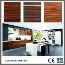 pvc kitchen cabinet doors european style high gloss wood grain pvc kitchen cabinet doors view