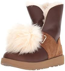 amazon com ugg australia womens amazon com ugg s isley waterproof winter boot ankle bootie