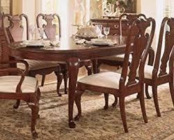 american drew cherry grove oval leg formal dining