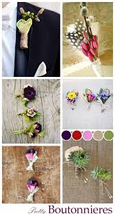 Wedding Boutonnieres Beautiful Wedding Boutonnieres Want That Wedding A Uk