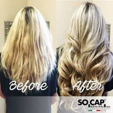 so cap hair extensions socap extensions trumbull hair look book