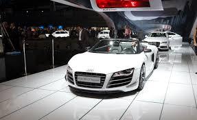Audi R8 V12 - 2012 audi r8 gt spyder u2013 news u2013 car and driver