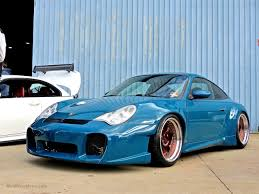 first porsche car stanced porsche 996 at first class fitment mind over motor