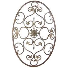 oval wall decor wholesale china wall decoration painted decor and