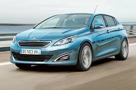 auto peugeot new peugeot 308 and renault megane on way auto express