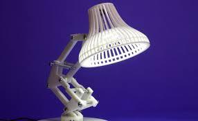 Laser Cut Lamp Shade Uk by Laser Cut This Pixar Inspired Luxo Lamp U2014 Workshop Make