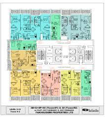 twin towers floor plans maimoon twin towers floorplans dubai properties dubai freehold