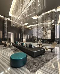 Hotel Lobby Interior By D Ash Design Interior Design For Hotel - Hotel interior design ideas