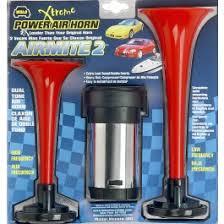 model 400 24 airmite 2 air horns horns