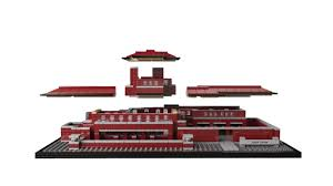 gallery of and the newest addition to lego architecture is frank