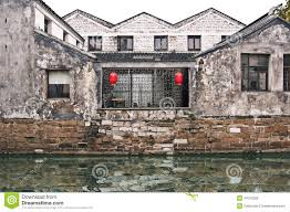 old house suzhou china stock photo image of canal 47010206