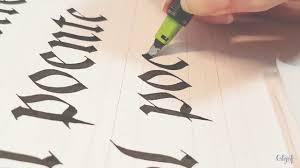 imagenes goticas letras letras góticas fraktur youtube