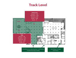 Canterbury Floor Plan by Overview U0026 Floorplans Canterbury Catering U0026 Events