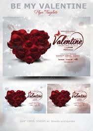 valentines flyer template be my flyer template valentines fonts and advertising