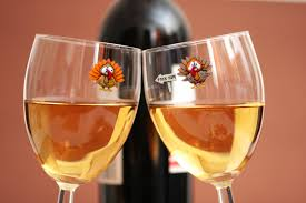 thanksgiving wine glasses wine glass charms for thanksgiving fall or autumn u2013 simply charmed