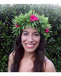 flower headband hot sale moana flower crown moana headband flower headband
