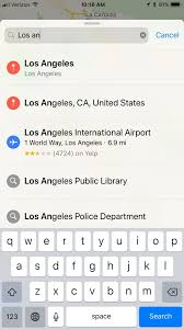 Los Angeles Airport Map by How To Unlock Virtual Reality U0027flyover U0027 Cities In Apple Maps On