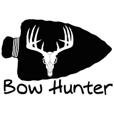 outdoor decals bowhunter decal 170966 bow tuning at sportsman u0027s