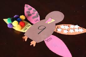 thanksgiving rhyme five little bunnies finger puppets playdough to plato