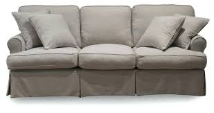 Sleeper Sofa Slipcover Gray Slipcover Sofa Large Size Of Sofas Slipcovers And Cover