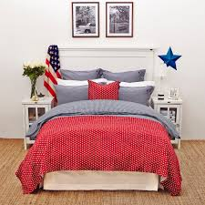 navy and red duvet cover sweetgalas
