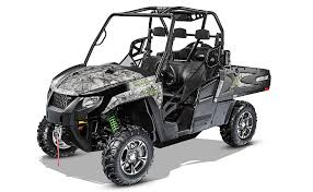 Wildfire Camo Wrap by 2016 Side By Sides Arctic Cat