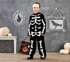 Skeleton Costume Big Kid Glow In The Dark Skeleton Costume Pottery Barn Kids