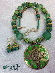beaded jewelry necklace images Original beaded jewelry gwen lafleur studios jpeg