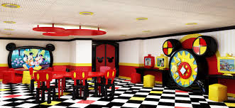 Baby Boy Room Makeover Games by Mickey Mouse Kids Room Home And Design Gallery Club On Idolza