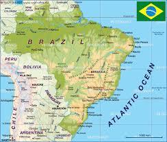 map of brazil map of brazil map in the atlas of the world world atlas