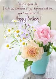inspirational happy birthday wishes to my beautiful