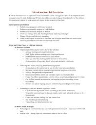 Sample Marketing Assistant Resume Personal Assistant Resume Sample Resume For Your Job Application