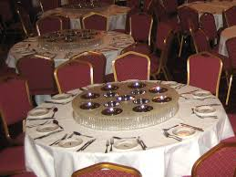 banquet table decorations photos banquet hall decorations