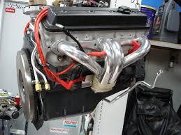 corvette c3 headers 1968 1982 patriot header exhaust system install cc tech