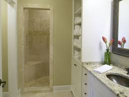 Open Bathroom Concept by Open Shower Concept Perfect Calacatta Gold Mosaic Linear Drain