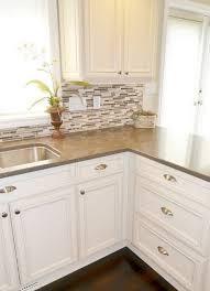 Quartz Countertops With Backsplash - 70 stunning kitchen backsplash ideas for creative juice