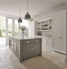 shaker kitchens warm grey shaker kitchen tom howley beauty