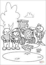 desenho de srt beasley bob packer e espoleta para colorir