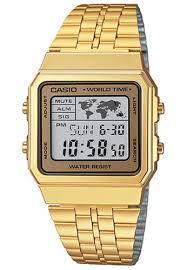 Jam Tangan Casio jual casio jam tangan casio a 500wga 9a original original zalora