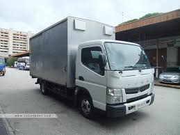 mitsubishi truck 2016 2016 mitsubishi fuso canter feb21 photos u0026 pictures singapore