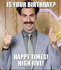 Happy Bday Meme - funny happy birthday meme 8