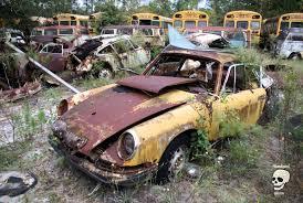 porsche 356 graveyard exotic car abandoned porsche 356 youtube