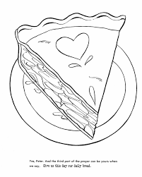 thanksgiving foods coloring pages printables coloring home